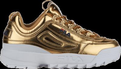 Fila Wmns Disruptor 2 Premium 'Metallic Gold' Gold 5FM00040-720