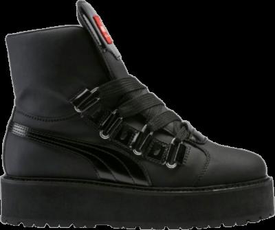 Puma Fenty x Sneaker Boot 'Black' Black 363040-01