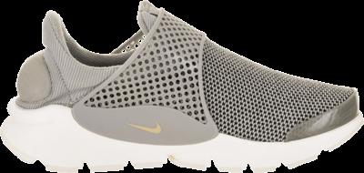 Nike Wmns Sock Dart SE 'Cobblestone' Grey 862412-005
