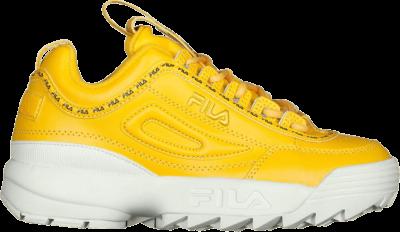 Fila Disruptor 2 Premium Repeat K 'Canary Yellow' Yellow 3FM00406-743