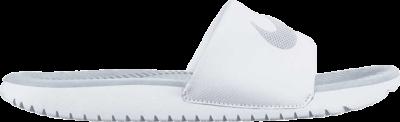 Nike Wmns Kawa Slide 'White Metallic Silver' White 834588-100