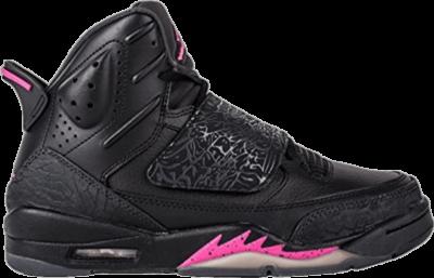 Air Jordan Jordan Son Of Mars GS 'Hyper Pink' Black 512242-009