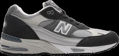 New Balance 991 'Black Grey' Grey M991XG