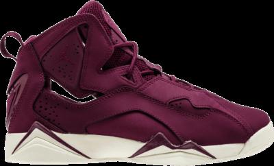 Air Jordan Jordan True Flight BG 'Bordeaux' Purple 343795-625