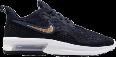 Nike Wmns Air Max Sequent 4 Black AO4486-003