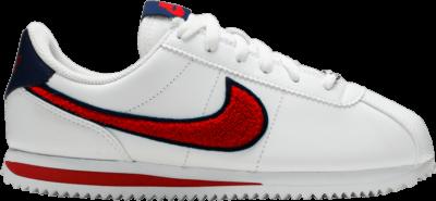 Nike Cortez Basic Leather SE GS 'White' White AA3496-100