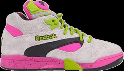 Reebok Court Victory Pump 'Sand Grey' Grey J94309