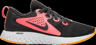 Nike Legend React GS 'Flash Crimson' Black AH9438-003