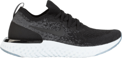 Nike Epic React Flyknit GS 'Dark Grey' Black 943311-001