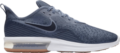 Nike Air Max Sequent 4 'Midnight Navy' Blue AO4485-400