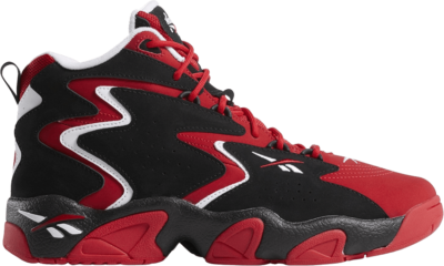 Reebok Mobius OG 'Black Red' Red CN7905