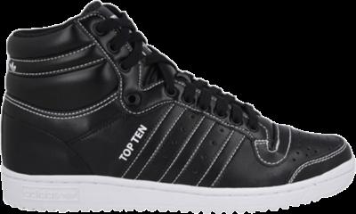 adidas Top Ten Hi 'Core Black' Black F37608