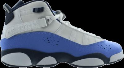 Air Jordan 6 Rings GG 'UNC' Blue 323399-115