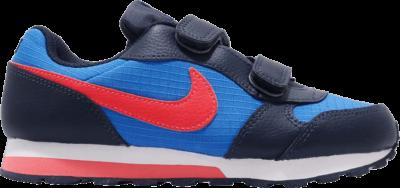 Nike MD Runner 2 PSV 'Bright Crimson' Blue 807317-412