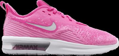 Nike Wmns Air Max Sequent 4 'Laser Fuchsia' Pink AO4486-601