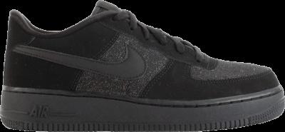 Nike Air Force 1 LV8 GS 'Black' Black 849345-002