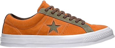 Converse One Star Ox 'Bold Mandarin' Orange 161617C