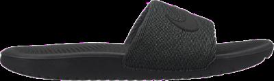 Nike Kawa Slide SE GS 'Black' Black AJ2503-002