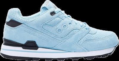 Saucony Sneaker Politics x Courageous 'Cannon Blue' Blue S70229-1