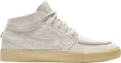 Nike Zoom Janoski Mid Crafted SB 'Light Bone' White AQ7460-200