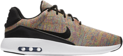 Nike Air Max Modern Flyknit 'Photo Blue Racer Pink' Multi-Color 876066-403