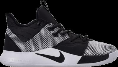 Nike PG 3 'Black White' Black AO2608-002