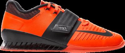 Nike Romaleos 3 'Hyper Crimson Black' Orange 852933-801