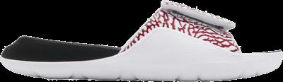 Air Jordan Jordan Hydro 7 V2 'Gym Red' White BQ6290-106