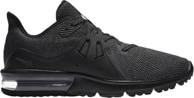 Nike Wmns Air Max Sequent 'Black Anthracite' Black 908993-010