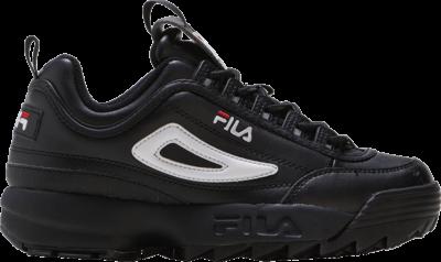 Fila Disruptor 2 Premium GS 'Black White' Black 3FM00666-014