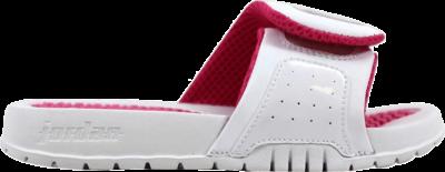 Air Jordan Jordan Hydro Slide 2 PS 'White Vivid Pink' Pink 429531-109