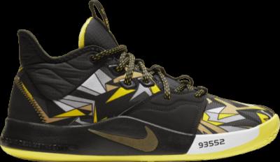 Nike PG 3 EP 'Mamba Mentality' Yellow AO2608-900