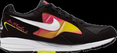 Nike Air Skylon 2 'Pink Yellow' Black BQ8167-001