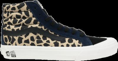 Vans Taka Hayashi x Style 138 LX 'Cheetah Field' Tan VN0A3ZCOURE