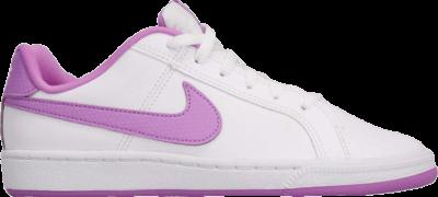 Nike Court Royale GS 'Fuchsia Glow' White 833654-103
