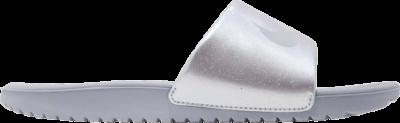 Nike Kawa Slide GS PS 'Wolf Grey' Grey 819352-007
