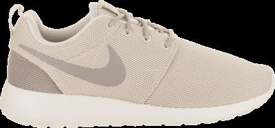 Nike Wmns Roshe One 'Light Orewood Brown' White 844994-102