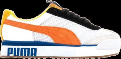 Puma Wmns Roma Amor Sport 'White Mandarine' Orange 371070-01