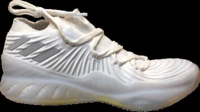 adidas Crazy Explosive 2017 Primeknit Low 'Crystal White' White CQ0443