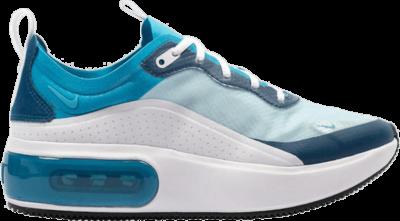 Nike Wmns Air Max Dia 'Light Blue Fury' Blue AR7410-104