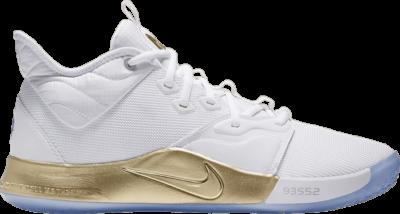 Nike NASA x PG 3 EP 'Apollo Missions' White CI2667-100