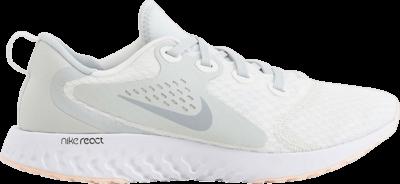 Nike Wmns Legend React 'Light Silver' White AA1626-101