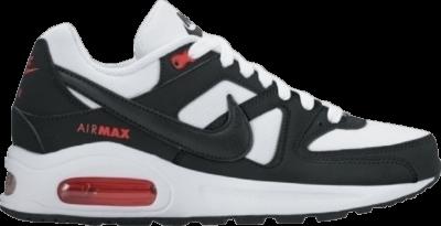 Nike Air Max Command Flex GS 'White Black' White 844346-100