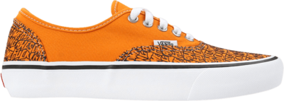Vans Fucking Awesome x Authentic C Pro 'Orange' Orange VN0A4BOZSKA