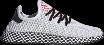 adidas Deerupt Runner 'Cloud White Red' White DB2686