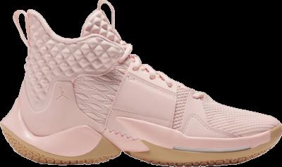 Air Jordan Jordan Why Not Zer0.2 'Cotton Shot' Pink AO6219-600
