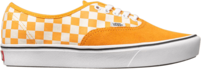 Vans ComfyCush Authentic 'Checker Zinnia' Orange VN0A3WM7VNC