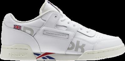 Reebok Workout Plus GS 'Altered' White DV4658