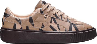 Puma Naturel x Wmns Platform 'Cheetah' Brown 364458-01