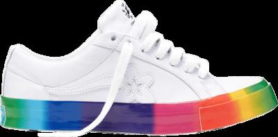 Converse Golf Le Fleur x One Star Ox 'Rainbow' Multi-Color GOLF-LE-FLEUR-RAINBOW